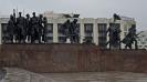 Митинг, посвященный 70-летию со дня начала блокады