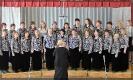 Закрытие Х Международного хорового фестиваля-конкурса