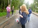 Поход студентов колледжа в Комарово