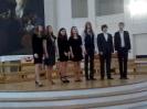 Открытие Х хорового конкурса